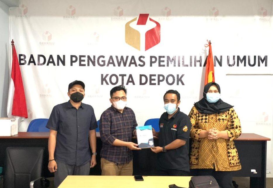 Supervisi Pengawasan Bawaslu RI, Bawaslu Depok: Pilkada Sukses Tanpa Ekses