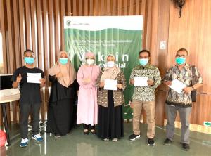 Dosis Kedua Vaksinasi Selesai, Ketua Bawaslu Kota Depok Ingatkan Untuk Tetap Terapkan Prokes