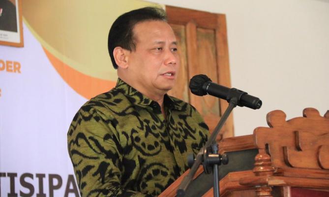 Abhan Harap SKPP Jadi Stimulus untuk Dorong Partisipasi Masyarakat dalam Pemilu 2024